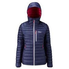 RAB Women's Microlight Alpine Jacket 8 Twilight Qda65