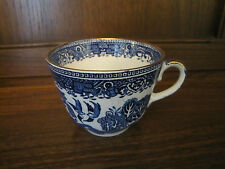 Earthenware 1960-1979 Blue & White Transfer Ware Pottery