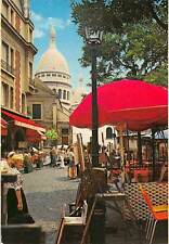 France Place du Tertre This old square is the heart of Montmartre