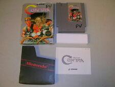 CONTRA (Nintendo NES) Complete CIB