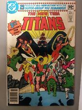 New listing New Teen Titans #1. (1980) 1st Print.