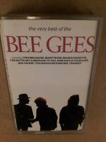 The Very Best Of The Bee Gees : Vintage Cassette Tape Album From 1990
