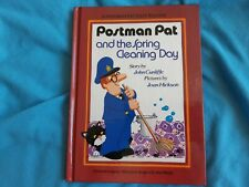 Postman Pat 'And The Spring Cleaning Day', Children's Book