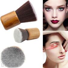 Professionnel Plat Base Visage Rougeur Kabuki Poudre Contour Maquillage Pinceaux