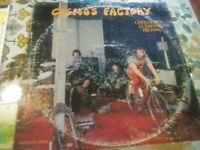 LP Creedence Clearwater Revival CCR Cosmos Factory Fantasy 8402 1971 VG