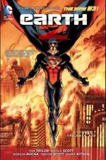 Earth 2: The Dark Age Vol. 4 by Tom Taylor (2014, Hardcover) DC