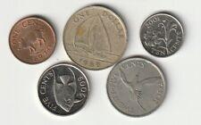 BERMUDA   Lote de monedas