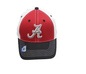 Alabama Crimson Tide Hat Mesh Trucker Snapback Cap NCAA