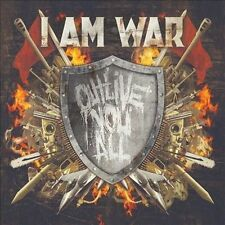 I Am War (Outlive You All) 2012  BRAND NEW Music CD