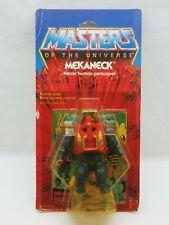 MOTU,Vintage,MEKANECK,Masters of the Universe,MOC,Sealed,He-Man
