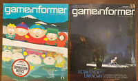Lot Of 2 GAME INFORMER Magazines January February 2012 Issue 225 226 SOUTH PARK