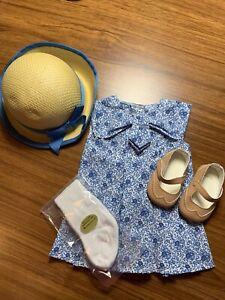 American Girl Kit Play Dress set complete