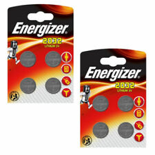 Baterías desechables Energizer de litio CR2032 para TV y Home Audio