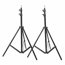 Neewer Set of Two 9 feet/260 CM Photo Studio Light Stands HTC Vive NEW
