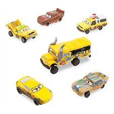 Disney Cars 3 Figurine Figure Play Set Fritter Taco Pizza T-bone Planet Truck