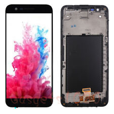 For LG K20 Plus LCD Display Touch Screen Replacement Frame K10 2017 TP260 MP260