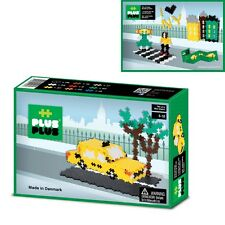 "Box Mini Basic 760 pièces ""taxi new york"" - Plus Plus"