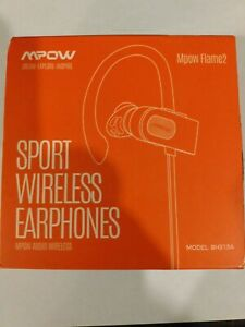 Mpow Flame2 In-Ear Wireless Red Headset