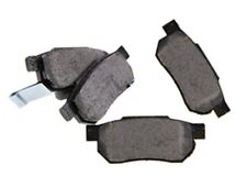 Rear brake pads Fits Mg EXPRESS 1.4 2.0 TD ZR 105 120 ZS 06 2001 to 10 2005