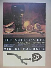 Original Poster The Artist's Eye 1990