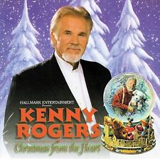 Christmas from the Heart by Kenny Rogers (CD, Oct-2000, Dream Catcher Records (U