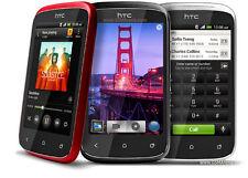 2 Pellicola per HTC Desire C Protezione Pellicole Schermo Protettiva salva LCD