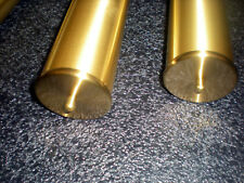 WEIGHT SHELLS 2 GRANDMOTHER OR WALL BRUSHED BRASS