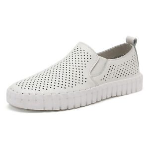 DREAM PAIRS New Kids Boys Girls Breath Slip-On Shoes Flats Loafers Casual Shoes