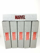 The Classic Marvel Figurine Collection Folder Binder By Eaglemoss New Unused