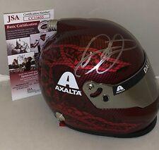 Dale Earnhardt Jr. signed Axalta Half Size Helmet 1/2 Size autographed JSA