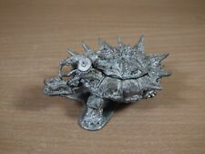 1980'S RAL PARTHA WAR TURTLE SOLD AS SEEN UNPAINTED (209)