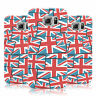DYEFOR UNION JACK UK FLAGS PRINT CASE COVER FOR SAMSUNG GALAXY MOBILE PHONES