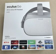 Oculus Go 64GB All-In-One VR Headset - White
