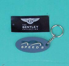 """Bentley """"SPEED 8"""" LE MANS AUTO da Corsa, Portachiavi Vera Bentley, oggetto da collezione"""