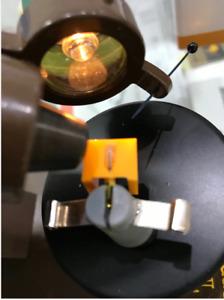 Tonar Tonacord Microscope for checking styli