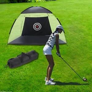 3M Large Golf Practice Net Hitting Net Driving Netting Chipping Cage Training UK