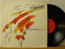 "12"" Maxi - SHAKATAK - Mr. Manic & Sister Cool (Cool Mix) - 6:37 min - Polydor 87"
