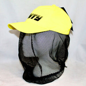 NWT $85 PUMA FENTY by RHIANNA Blazing Yellow Mesh Wrapped Cap