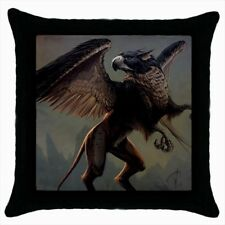 Griffin Mythology Throw Pillow Case