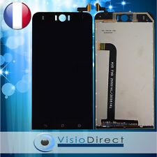 """Ecran complet pour Asus Zenfone Selfie ZD551KL Z00UD 5.5"""" noir vitre tactile+LCD"""