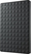 Seagate - Expansion 1TB External USB 3.0 Portable Hard Drive - Black