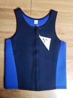 Wetline Wetsuit Vest top Size XL