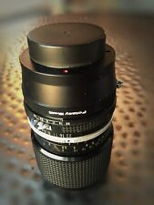 Nikon Nikkor 43-86mm F3.5 Zoom Lens with NK-M4/3 camera adapter