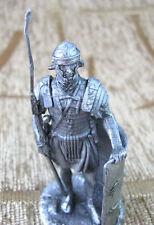 Tin Figurine Figure 54mm TOP QUALITY MINIATURE SCULPTURE Roman legionary