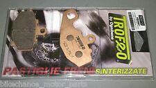 pastiglie SINTERIZZATE posteriori Kawasaki Z750 Z 750 2004 2005 2006