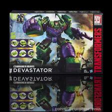 DHL  Hasbro Transformers Generations Combiner Wars Devastator Figure Set NEW