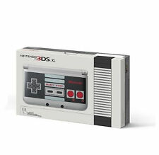 Nintendo 3DS XL Retro NES Edition System *Never Opened* Silver Handheld Console