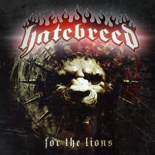 "Hatebreed ‎""For The Lions"" CD [US Hardcore Stars plays Coverversions]"
