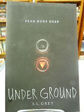 Underground by S. L. Grey (Paperback, 2015)