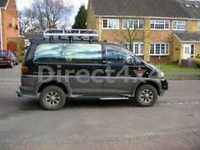Mitsubishi Delica Aluminium Expedition Roof Rack Exterior Replace Upgrading Part